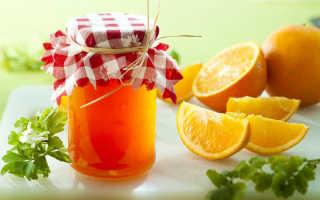 Варенье из моркови на зиму