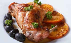 Кролик жареный рецепт приготовления
