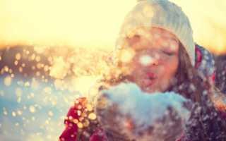 Зимние развлечения на природе