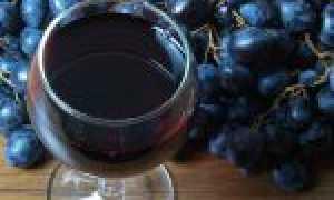 Домашнее вино без сахара