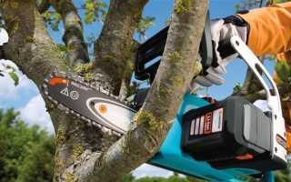 Садовые пилы для обрезки деревьев