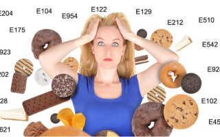 Знаки на продуктах питания расшифровка