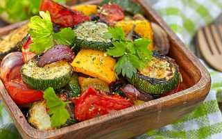 Рецепты тушеных овощей для похудения