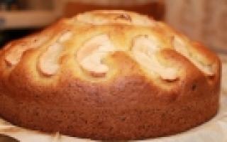 Испечь вкусный пирог быстро