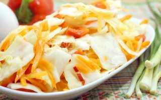Как правильно мариновать капусту