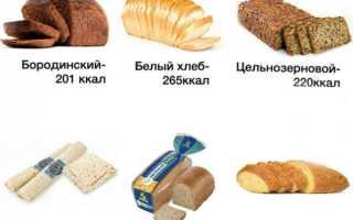 Закуска из хлебцев