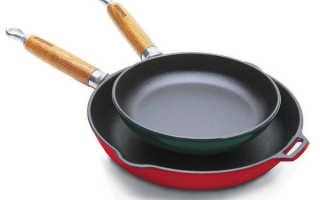Как жарить на чугунной сковороде