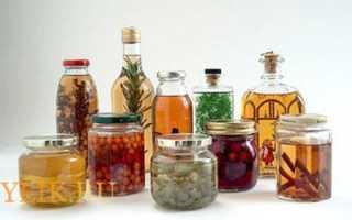 Рецепты приготовления настоек на спирту