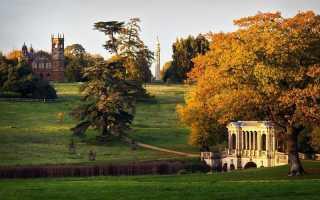 Английский пейзажный парк