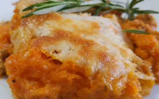 Вкусные блюда из тыквы в духовке