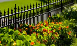 Садовые ограждения для клумб и грядок