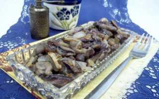 Как приготовить замороженные грибы на сковороде