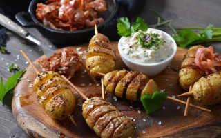 Блюда из картофельной массы