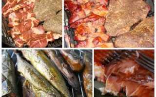 Коптилки для мяса