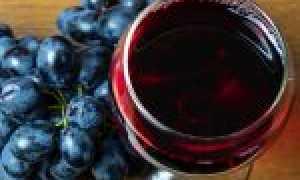 Домашнее виноградное вино с добавлением воды
