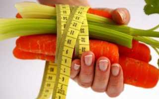 Вареные овощи рецепты для похудения