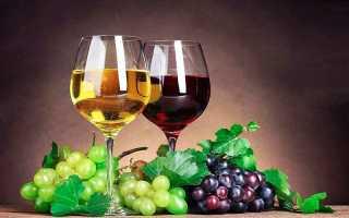 Технология приготовления домашнего вина из винограда