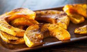 Блюдо из тыквы в духовке рецепты