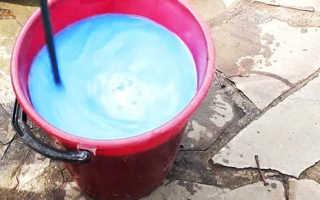 Как сделать бордосскую жидкость для опрыскивания